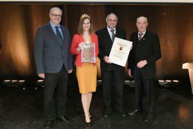 Ehrenpreis Weinbruderschaft zu St. Katharinen